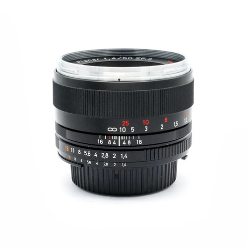 Zeiss 50mm f/1.4 Plannar T*