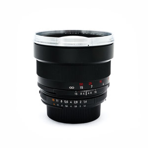 Zeiss 85mm f/1.4 Planar T*