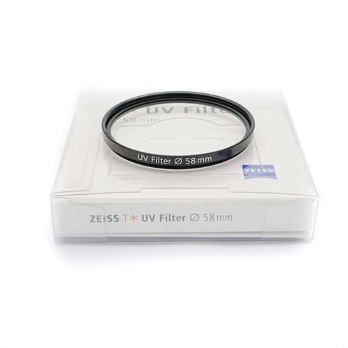 Zeiss 58mm UVa Filter x981
