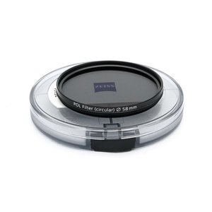 Zeiss 58mm Pol Filter x981