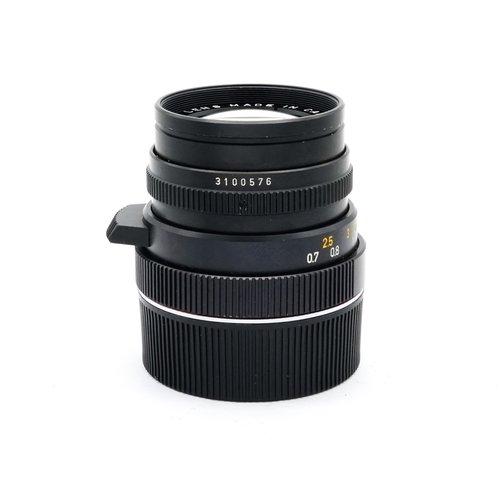 Leica 50mm f/2 Summicron