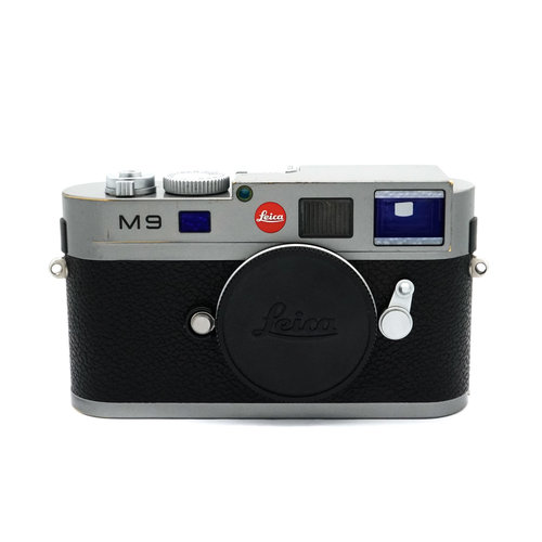 Leica M9 (Steel Grey)