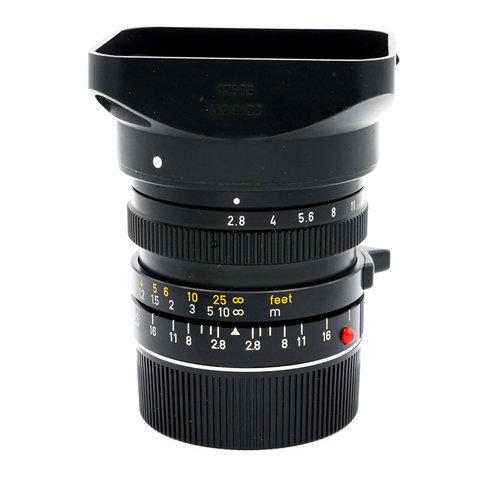 Leica 28mm f/2.8 Elmarit M Mk III