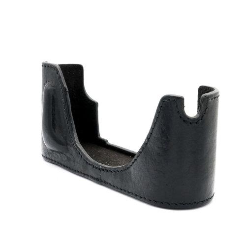 Leather Half Case M (Typ 240), Black