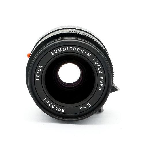 Leica 28mm f/2 Summicron