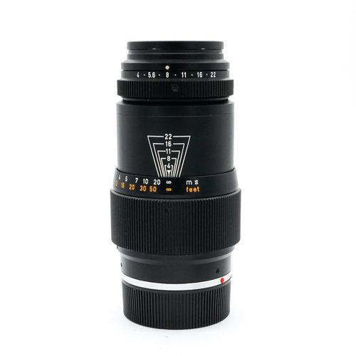 Leica 135mm f/4.0 Tele-Elmar x1000