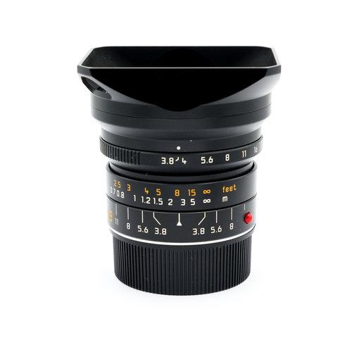 Leica 18mm f/3.8 Super-Elmar ASPH 6BIT