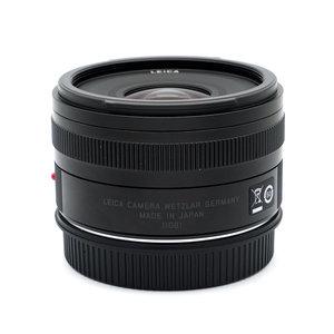 Leica 23mm f/2 Summicron-TL ASPH