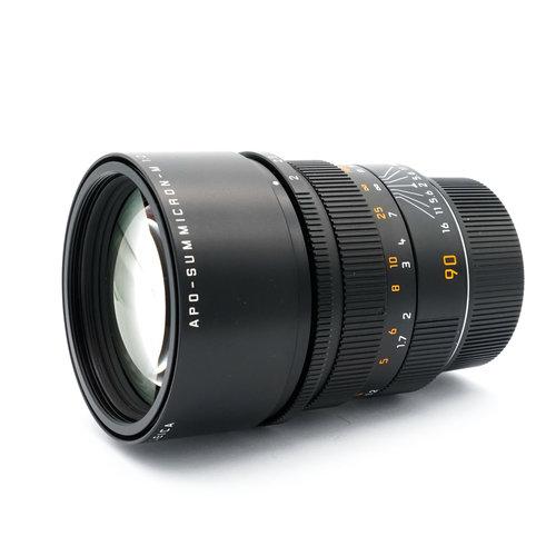 Leica 90mm f2.0 APO-Summicron-M ASPH