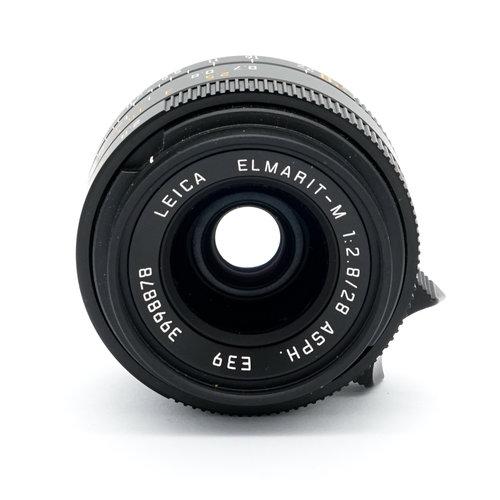 Leica 28mm f/2.8 Elmarit-M