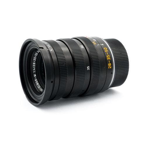 Leica 28-35-50mm f/4 Tri-Elmar-M ASPH x1031