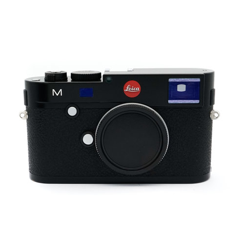 Leica M Typ 240, Black Paint
