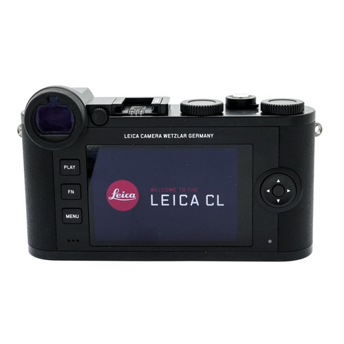 Leica CL  Body, Black x1033
