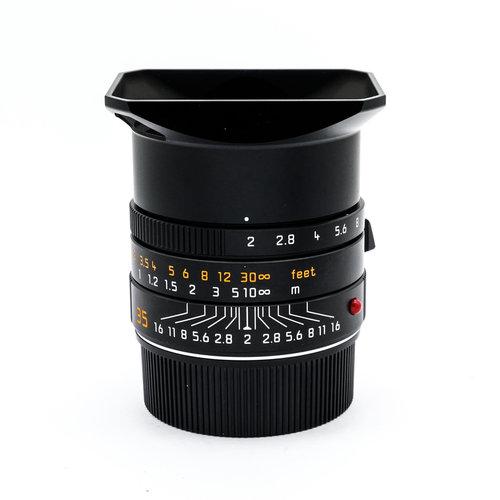 Leica 35mm f/2 Summicron ASPH MkII