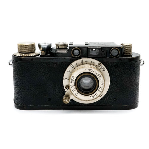 Leica II + 5cm f3.5 Elmar