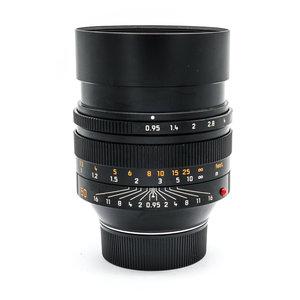 Leica 50mm f/0.95 Noctilux M ASPH 6BIT