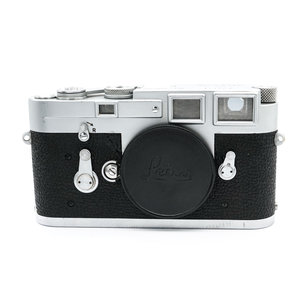 Leica M3 Silver Chrome