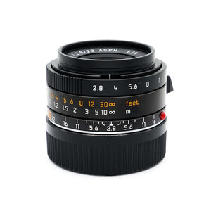Leica 28mm f/2.8 Elmarit-M ASPH 6BIT