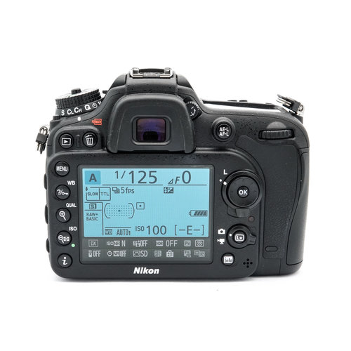 Nikon D7100 Body x1058