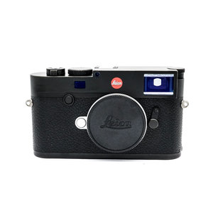 Leica M10 Black Chrome