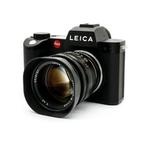 Leica 50mm f/1 Noctilux Mk IV