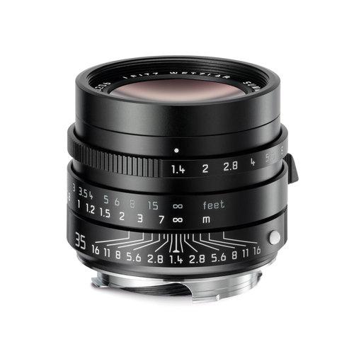 "Leica 35mm Summilux-M f/1.4 ASPH. ""Leitz Wetzlar"""