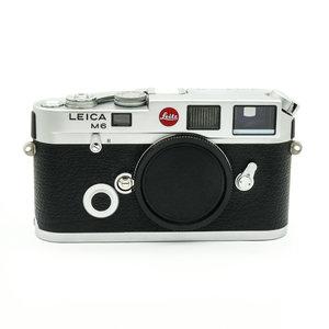 Leica M6 Silver Chrome 'Classic' x1075/1
