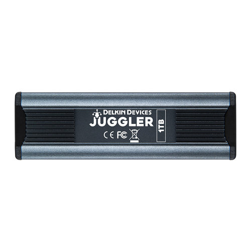 Delkin Devices Juggler USB-C Solid State Drive (SSD)