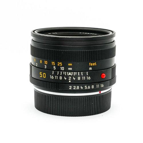 Leica 50 f/2.0 Summicron R