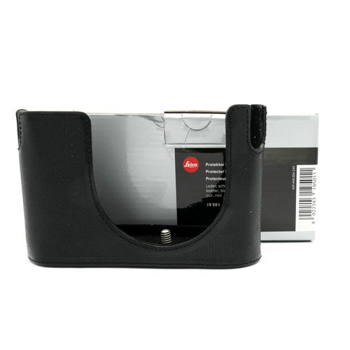 Leica Protector Q (typ116), Black Leather