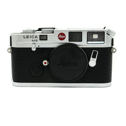 Leica M6, Silver Chrome
