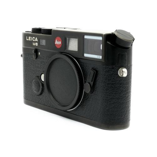 Leica M6 TTL, black chrome (x0.58)