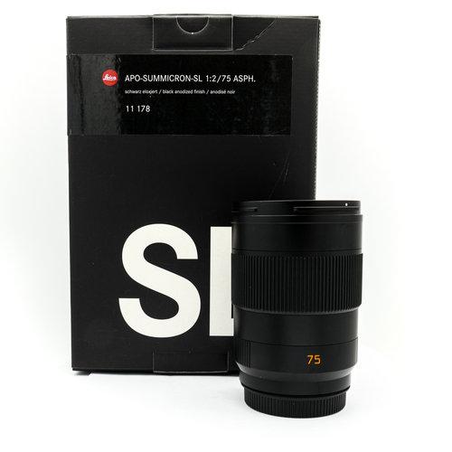 Leica 75mm f/2 APO-Summicron-SL  ASPH