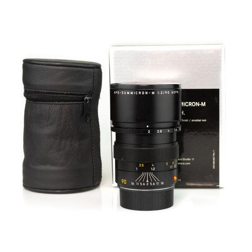 Leica 90mm f/2 APO-Sumicron-M ASPH x1096/2