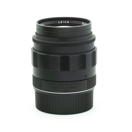 Leica 50mm f/1.4 Summilux ASPH. Black Chrome