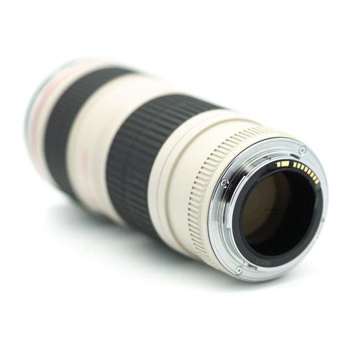 Canon EF70-200mm f/4.0 USM L x1102/3