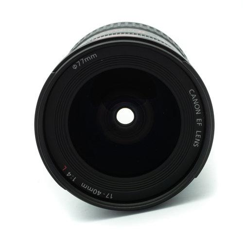 Canon EF17-40mm f/4.0L USM