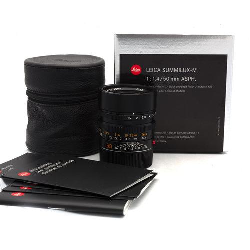 Leica 50mm f/1.4 Summilux APSH