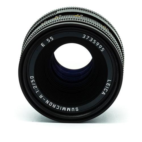 Leica 50mm f/2.0 Summicron-R 3735995 x1122/2