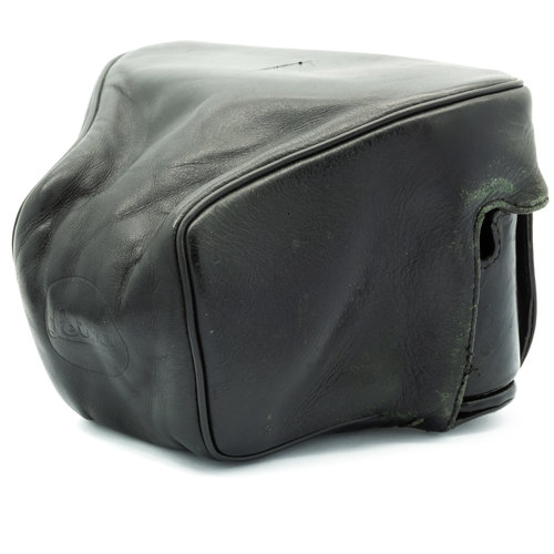 Leica Ever Ready Case, black leather, M9
