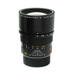 Leica 90mm f/2 APO Summicron x1132 3881598