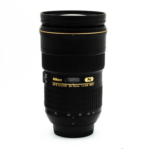 Nikon 24-70mm f/2.8G AF-S Nikkor ED