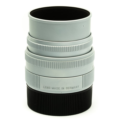 Leica 50mm f/2 Summicron-M (Silver)6BIT