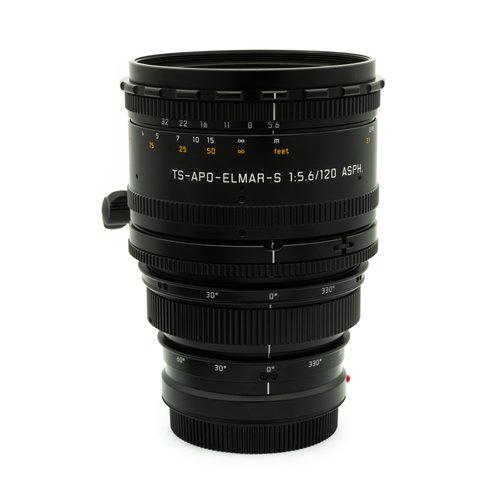 Leica 120mm f/5.6 TS-APO Elmar-S