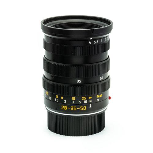 Leica 28-50-35mm f/4.0 Tri-Elmar-M x1152/1