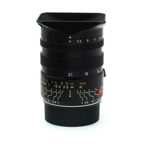 Leica 16-18-21mm f/4.0 Tri-Elmar