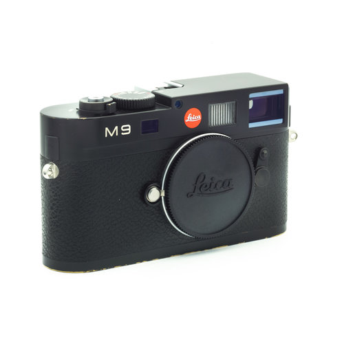 Leica M9, Black Paint