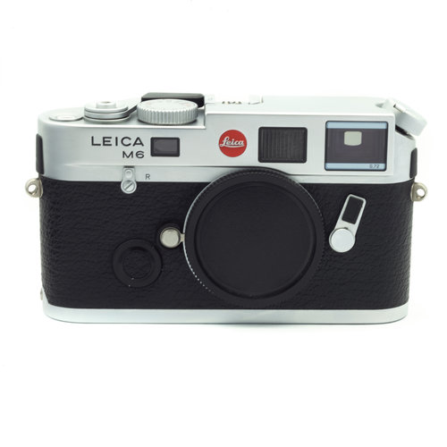 Leica M6 TTL (0.72)Silver Chrome