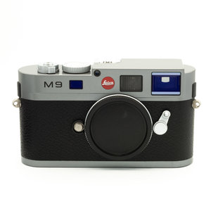 Leica M9 Steel Grey