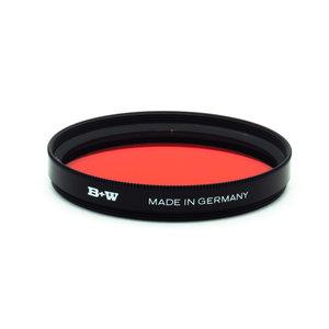 B+W E60 Red (x5 Silver)